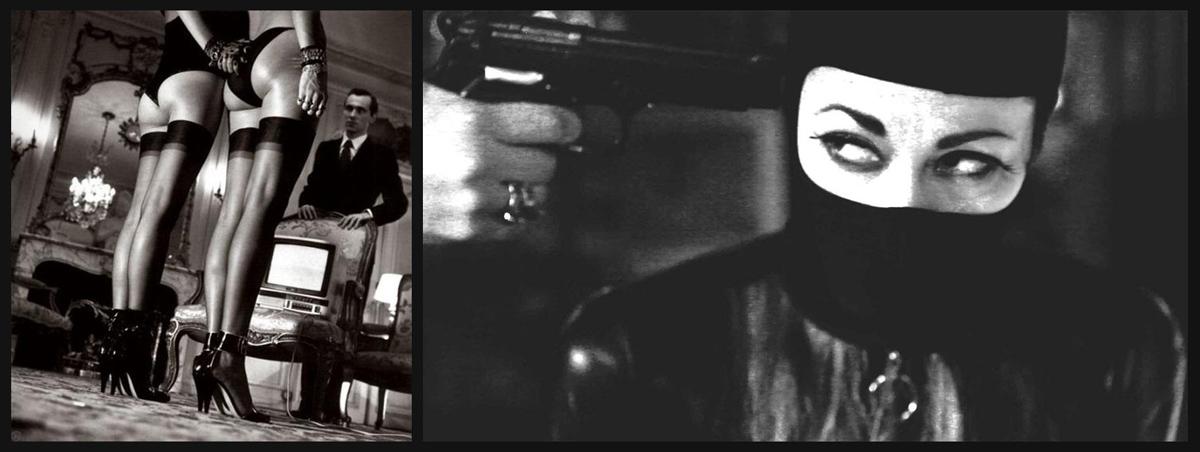 helmut newton vs 'black box'